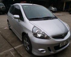Bán Honda Jazz 1.5 AT đời 2007, màu bạc, nhập khẩu nguyên chiếc giá 330 triệu tại Hà Nội
