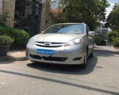 Bán Toyota Sienna năm sản xuất 2007, màu bạc, nhập khẩu xe gia đình, giá tốt giá 680 triệu tại Tp.HCM
