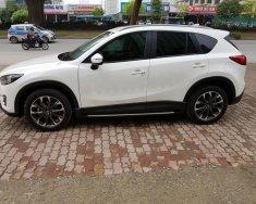 Cần bán lại xe Mazda CX 5 2.0 sản xuất 2017, màu trắng như mới giá 865 triệu tại Hà Nội