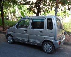 Cần bán lại xe Suzuki Wagon R+ đời 2003, màu bạc, nhập khẩu chính chủ, giá tốt giá 125 triệu tại Tp.HCM