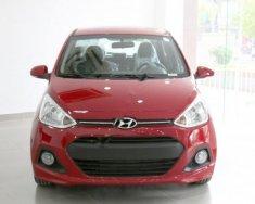 Cần bán Hyundai Grand i10 1.2L đời 2018, màu đỏ giá 405 triệu tại Tp.HCM