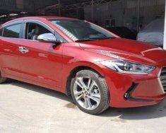 Bán Hyundai Elantra 2.0 AT sản xuất năm 2017, màu đỏ, 668tr giá 668 triệu tại Tp.HCM