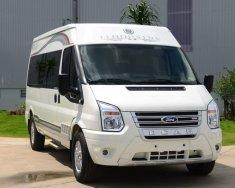 Bán ô tô Ford Transit Dcar Limousine đời 2018, màu trắng, giá tốt giá 1 tỷ 198 tr tại Hà Nội