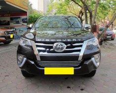 Bán xe Toyota Fortuner 2.4G sản xuất 2017, màu nâu, nhập khẩu giá 1 tỷ 160 tr tại Hà Nội
