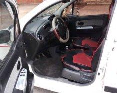 Cần bán gấp Chevrolet Spark 2010, màu trắng giá cạnh tranh giá 130 triệu tại Hà Nội
