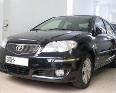 Bán ô tô Toyota Vios sản xuất năm 2007, màu đen chính chủ, giá 279tr giá 279 triệu tại Hà Nội