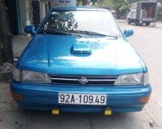 Cần bán Nissan Pulsar năm sản xuất 1993, màu xanh lam, nhập khẩu chính chủ, giá chỉ 40 triệu giá 40 triệu tại Quảng Nam