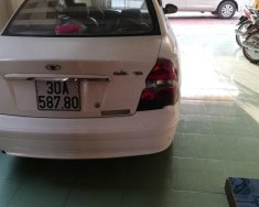 Cần bán lại xe Daewoo Nubira năm 2003, màu trắng, giá tốt giá 120 triệu tại An Giang