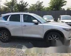 Cần bán Mazda CX 5 AWD đời 2018, màu bạc, giá tốt giá 1 tỷ 19 tr tại Tp.HCM