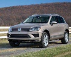 Bán ô tô Volkswagen Touareg đời 2018, màu nâu, xe nhập giá 2 tỷ 499 tr tại Tp.HCM