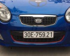 Bán ô tô Kia Morning đời 2010, màu xanh, xe nhập, 248tr giá 248 triệu tại Hà Nội