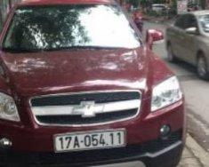 Bán xe Chevrolet Captiva đời 2008, màu đỏ, giá tốt giá 300 triệu tại Hà Nội