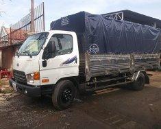 Bán ô tô xe tải 5 tấn - dưới 10 tấn đời 2017, màu xanh lam, 600 triệu giá 600 triệu tại Cần Thơ