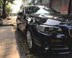 Bán xe BMW 5 Series 520i năm sản xuất 2014, màu đen, xe nhập giá 1 tỷ 400 tr tại Tp.HCM