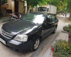 Bán Chevrolet Lacetti 1.6 EX sản xuất năm 2012, màu đen chính chủ giá 265 triệu tại Hà Nội