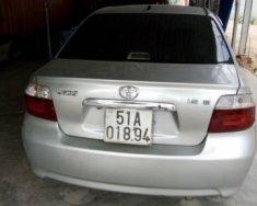 Xe Toyota Vios sản xuất 2005, màu bạc, giá chỉ 260 triệu giá 260 triệu tại Bình Dương