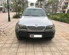 Cần bán xe BMW X3 2.5AT  màu xám (ghi), xe nhập giá 345 triệu tại Hà Nội