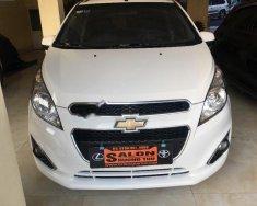 Cần bán gấp Chevrolet Spark sản xuất 2013, màu trắng giá 250 triệu tại Quảng Ninh