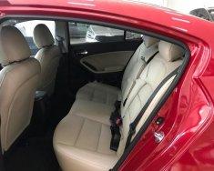 Bán Kia Cerato 1.6 AT sản xuất 2018, màu đỏ, giá tốt giá 589 triệu tại Tp.HCM