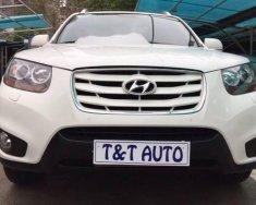 Bán xe Hyundai Santa Fe SLX EVGT sản xuất 2010, màu trắng   giá 735 triệu tại Hà Nội