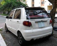 Bán Daewoo Matiz MT SE đời 2007, màu trắng, giá chỉ 155 triệu giá 155 triệu tại Tp.HCM