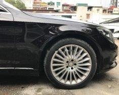 Bán ô tô Mercedes S500 đời 2016, màu đen như mới giá 5 tỷ 390 tr tại Hà Nội
