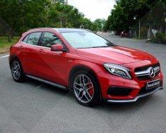 Bán Mercedes-Benz GLA45 2014 chính hãng đã qua sử dụng giá 1 tỷ 570 tr tại Tp.HCM