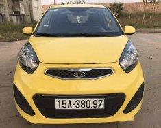 Bán Kia Morning sản xuất 2013, màu vàng chính chủ, 219 triệu giá 219 triệu tại Hải Phòng