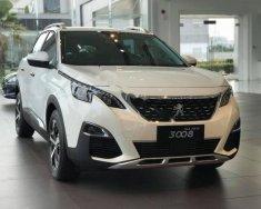 Cần bán Peugeot 3008 1.6 AT sản xuất năm 2018, màu trắng giá 1 tỷ 199 tr tại Tp.HCM
