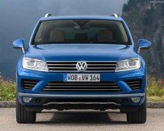 Bán xe Volkswagen Touareg 2018, màu xanh lam, xe nhập giá 2 tỷ 499 tr tại Tp.HCM