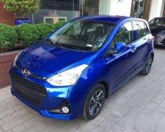 Bán xe Hyundai i10 1.2 MT đời 2018, màu xanh, 330 triệu giá 330 triệu tại Tp.HCM