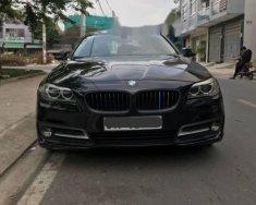 Cần bán gấp BMW 5 Series 520i đời 2016, màu đen, nhập khẩu nguyên chiếc giá 1 tỷ 650 tr tại Tp.HCM
