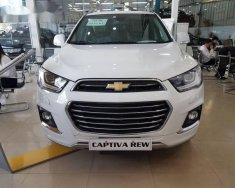 Bán Chevrolet Captiva Revv 2018, màu trắng giá 879 triệu tại Hà Nội
