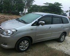 Cần bán Toyota Innova đời 2009, màu bạc còn mới, 420tr giá 420 triệu tại Hà Nội