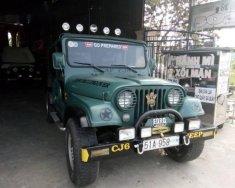 Cần bán gấp Jeep CJ đời 1981, nhập khẩu chính chủ, giá 175tr giá 175 triệu tại Sóc Trăng
