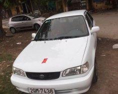 Cần bán Toyota Corolla đời 2001, màu trắng chính chủ giá 154 triệu tại Hà Nội