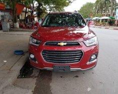 Bán xe Chevrolet Captiva đời 2018, màu đỏ giá 879 triệu tại Hà Nội