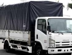 Bán xe isuzu 4t8 thùng bạt , xe tải isuzu 5t1 thùng kín trả góp giá 456 triệu tại Cả nước
