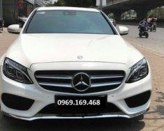 Bán xe Mercedes 2.0 AT đời 2015, màu trắng, nhập khẩu nguyên chiếc như mới giá 1 tỷ 550 tr tại Hà Nội