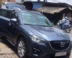 Bán Mazda CX 5 sản xuất 2016, màu xanh đen, giá tốt giá 730 triệu tại Tp.HCM