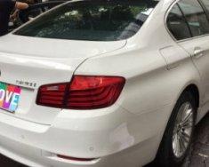 Bán BMW 5 Series 520i đời 2015, màu trắng giá 2 tỷ 900 tr tại Hà Nội