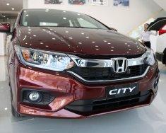 Bán Honda City CVT, giá tốt nhiều khuyến mãi hấp dẫn giá 559 triệu tại Tp.HCM