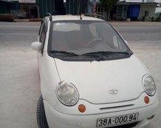 Bán Daewoo Matiz SE 0.8 MT năm sản xuất 2008, màu trắng giá 75 triệu tại Thái Bình