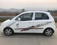 Bán xe Chevrolet Spark sản xuất năm 2010, màu trắng giá 102 triệu tại Hòa Bình