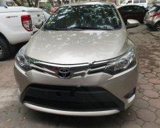 Bán ô tô Toyota Vios 1.5G năm 2017, màu vàng cát giá 568 triệu tại Hà Nội