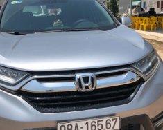 Bán Honda CR V 1.5 AT đời 2017, màu bạc, nhập khẩu giá 1 tỷ 150 tr tại Hà Nội