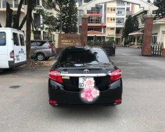 Bán Toyota Vios 1.5 G 2017, màu đen số tự động, giá chỉ 585 triệu giá 585 triệu tại Hà Nội