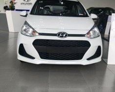 Cần bán xe Hyundai i10 sản xuất 2017, màu trắng, giá tốt giá 330 triệu tại Tp.HCM