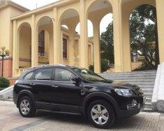 Bán Chevrolet Captiva LT Maxx 2.4 MT đời 2010, màu đen  giá 405 triệu tại Hà Nội