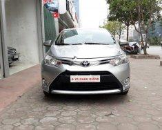 Ô tô Châu Giang bán xe Toyota Vios 1.5E sản xuất 2016, màu bạc giá 475 triệu tại Hà Nội